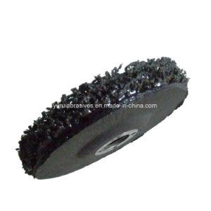 Diamond disco abrasivo durável em uso