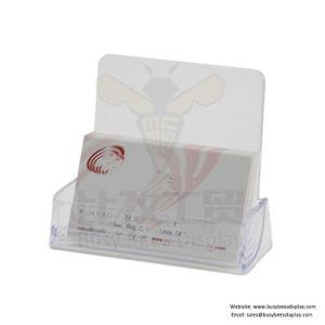 판매를 위한 휴대용 Small-Capacity 아크릴 명함 홀더/선반/상자
