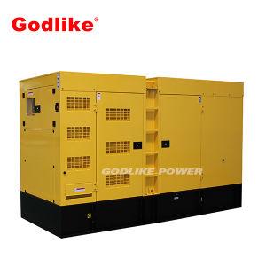 На заводе продажу дизельного двигателя Cummins генератор 375квт/300квт Super Silent генераторах
