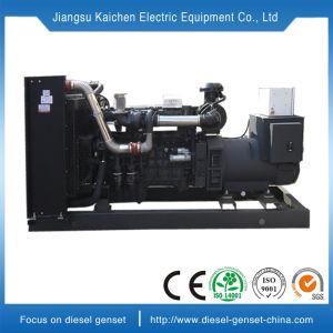Diesel van het Type van aanhangwagen Mobiele Stille Generator 10kVA-500kVA