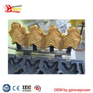 高品質のアイスクリームのTaiyaki機械