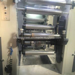 Bewegungscomputer-Steuerzylindertiefdruck-Drucken-Maschine des Lichtbogen-Systems-3 für Film in 160m/Min