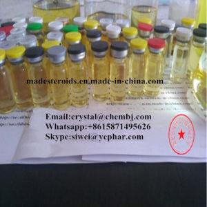Injizierbare Mischungs-Steroide Testoviron 135mg/Ml für Muskel-Gebäude