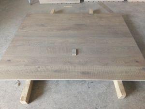 """7.5"""" Mano raspó Sawnmark Pisos de madera de roble de ingeniería"""