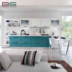 Beste Richtungs-Fabrik-hohes Glanz-Küche-Set