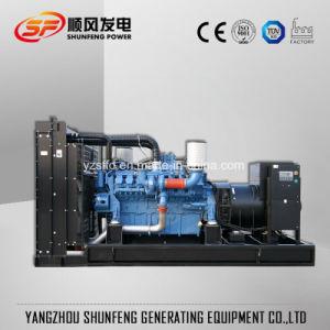Automatische Stille Diesel van de Stroom 500kVA Generator met Motor Mtu