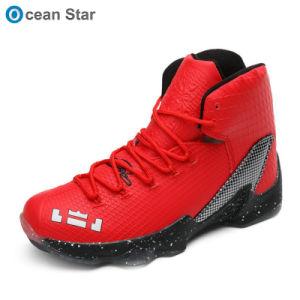 De recentste Basketbalschoenen van China van de Kwaliteit van de Manier koelen Basketbalschoenen