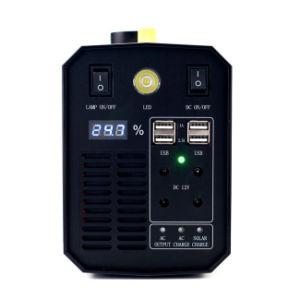 DC 12V Batería de almacenamiento de UPS para el Sistema Solar 40Ah