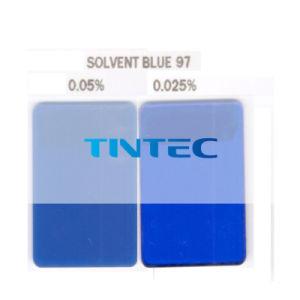 Disolvente un tinte azul 97