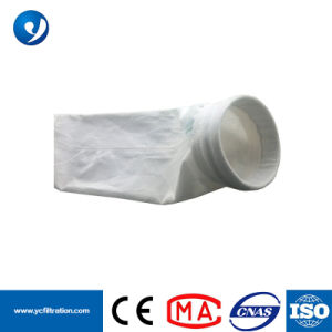 Fabricante de ventilación de 100 micras de nylon de eliminación de polvo Bolsa de Filtro de PTFE