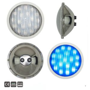 indicatore luminoso subacqueo della piscina LED di 18X3w PAR56