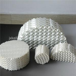 Embalagem de Torre estruturado em cerâmica