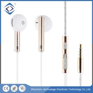 Telefone móvel portátil Plug-in 3,5mm no fone de ouvido estéreo com fio