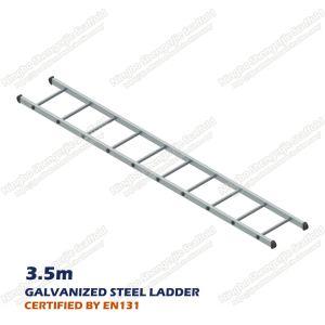 de 3.5m Gegalvaniseerde Toegang van de Ladder HDG van het Staal voor Ringlock Steiger En131