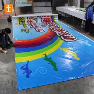 Customed PVC旗、ビニールの旗(TJ-020)