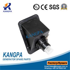 Protezione del serbatoio di combustibile del generatore con il tubo di filtrazione ed il calibro elettronico
