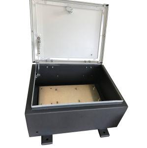 صنع وفقا لطلب الزّبون [شيت متل فبريكأيشن] صندوق مع طلية