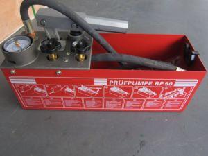 Hongli OEM насос приспособления для гидростатических испытаний машины (RP50)