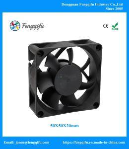 50mm 50X50X20mm Mini 5V 12V com Alta Velocidade do Ventilador de Refrigeração