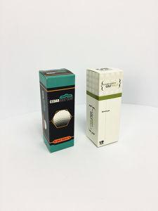 Balle de Golf Emballage pour les soins de la peau - Papier boîte cadeau