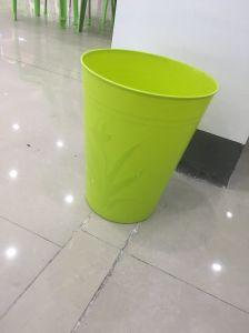 Bac à déchets en rotin en plastique/Garbage/corbeille utilisé le moule
