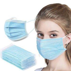 Антивирус не из 3 Слойные одноразовые маску для лица с Earloop