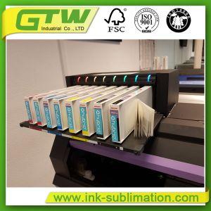 Tipografo di getto di inchiostro di formato di Mimaki Cjv150-75/taglierina larghi per stampaggio di tessuti