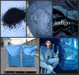 織物の化学薬品の藍色の大桶の青1の粉94%、