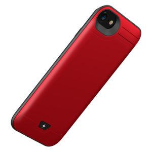 Teléfono móvil Banco de potencia impermeable funda de teléfono móvil de copia de seguridad de la batería para iPhone el caso del Banco de potencia