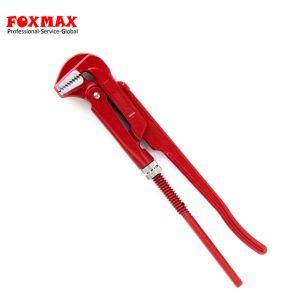 Ручной инструмент 90 для тяжелого режима работы трубный ключ (FM-PW47)
