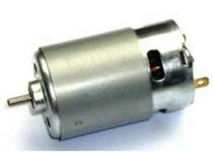 En miniatura de alta calidad DC Motor eléctrico (RS-550AV)