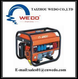 De 4-slag van Wd2800 de Generator van de Benzine met Enige Cilinder