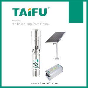 Pompa ad acqua senza spazzola solare di CC di grande potenza