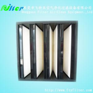 V-cel de Middelgrote Filter van de Efficiency