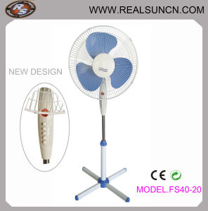 Elektrisches Stand Fan mit Light