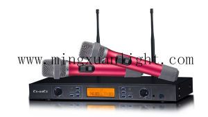 段階の音響設備DC2専門のHadheldの無線電信のマイクロフォン