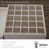 Caja de madera, hecho personalizado Hongdao bola de madera Embalaje_D