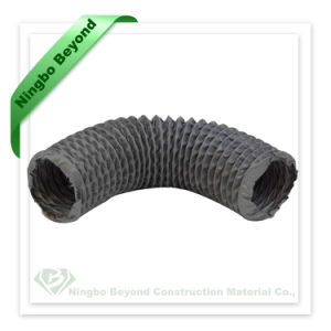 200 dia de tecido revestido de PVC de Dutos flexíveis