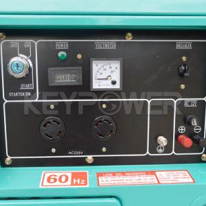 Generador de gasolina de 5000W Generador Portátil