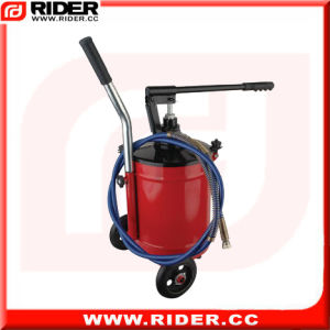 5L Portable Grease Bucket Hand Operated Grease Pump