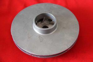 El impulsor de fundición de hierro Casting-Investment Casting-Precision (HS-PC-001).