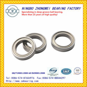 R1212/R1212ZZ Deep Groove Ball Bearing per The Medical Instrument