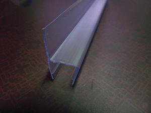 シャワー・カーテンはシーリングストリップを囲むためにHのタイプガラスを密封する