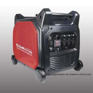 Max 6.5kVA gasolina generador Inverter con control remoto