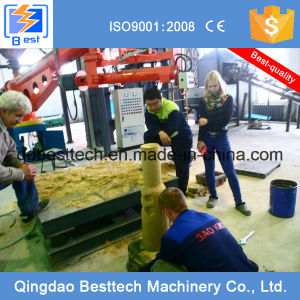 5t Resin Sand Processing Production Line, Sand Mixer Line