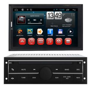 O áudio de DVD Automóvel Wince sistema GPS para a Mitsubishi L200
