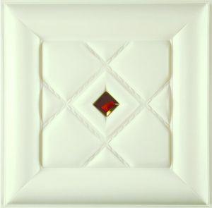 Novo design do painel de parede em 3D para a decoração de paredes e teto-T006