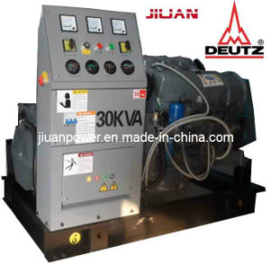 Cdd30kVA Openframe Deutzのディーゼル発電機