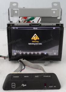 GPSのランドローバーFreelander 2のための7インチCar Audio Stereo System Accessories、Automotive DVD及びBluetooth及びRadio及びNavigator及びiPod及びTV及びUSB
