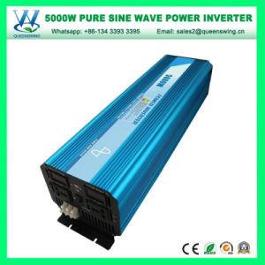 Auto 5000W Inversor de onda senoidal pura Inversores de carro (QW-P5000)